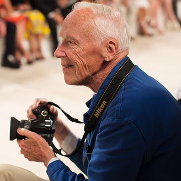 Bill Cunningham: a street fashion fotózás nagypapája