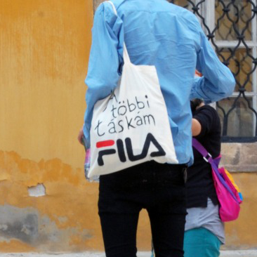 """""""A többi táskám Fila"""""""