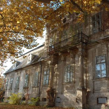 A geszti Tisza kastély és a dobozi kastélypark