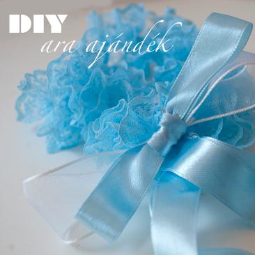 DIY: ara ajándék