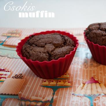 Muffin csokiimádóknak