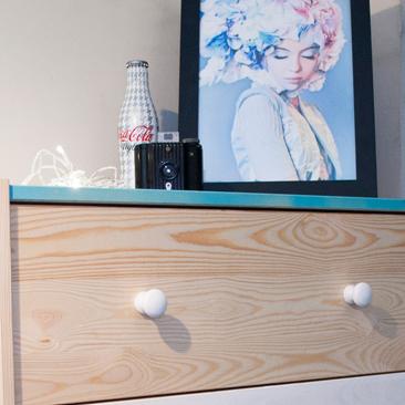 Ikea hack: elkészült a RAST komódunk