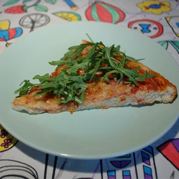 Pizza, ahogyan én csinálom