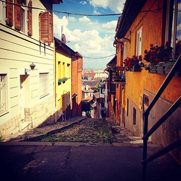 Budapesti kalandozások: Gül Baba utcája