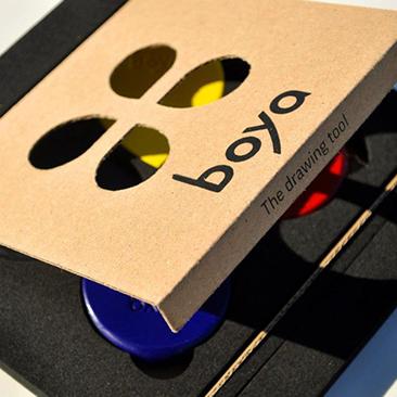 Design gyerekeknek: BOYA