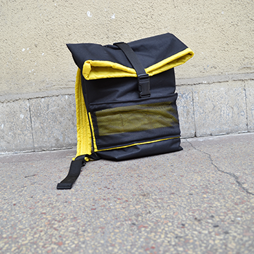 A sárga hátizsák