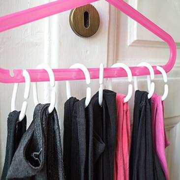 Így tárold átláthatóan a trikókat