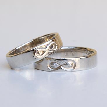 Két végtelen, két gyűrű