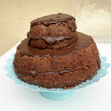 Orsi csodálatos csokitortája