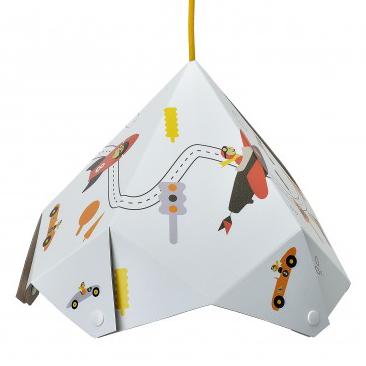 Design gyerekeknek: Frantaagi lámpák