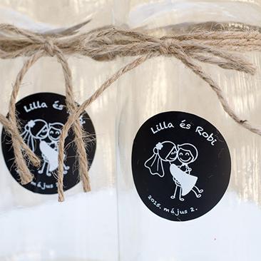 DIY esküvői dekor: kiegészítők 2.