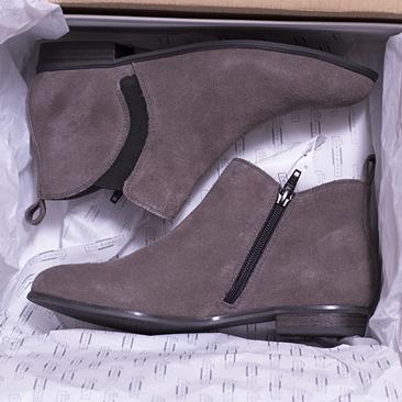 Pozitív csalódás: cipőt online