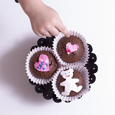 Süss a gyerekkel! – muffinok az óvodába
