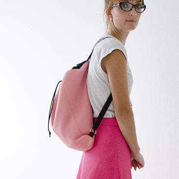 Az új kedvenc táskám: pihe-puha és rózsaszín