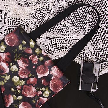 Rózsás ősz a Lilla Sellei Bags-nél