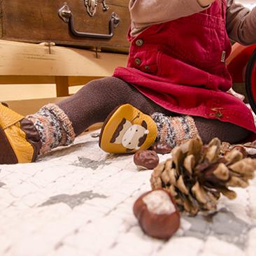 Mú & Bú – új tehenes cipő a Liliputinál