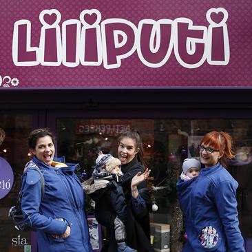 Így hordoztak a Liliputi bloggerei 2016-ban!