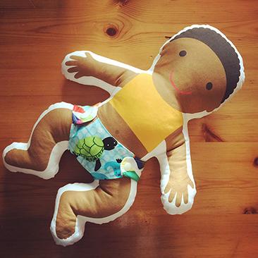 Design gyerekeknek: Milentin Baby