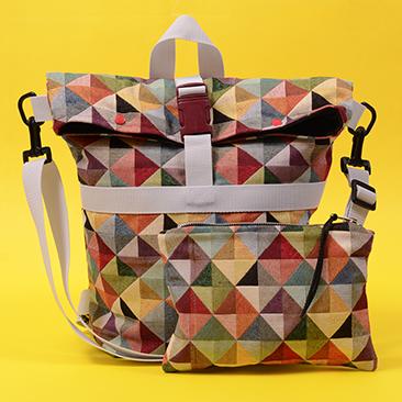 Variálható táskák a Lilla Sellei Bags kínálatában!