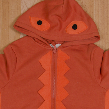 DIY sárkányos pulcsi karácsonyra
