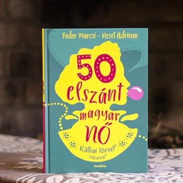 Újabb (mese)könyv, szuper magyar nőkről!