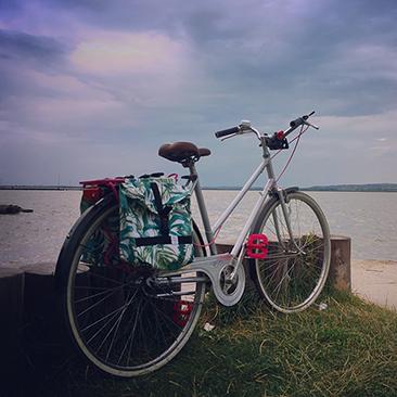 Mit tud az új, Lilla Sellei Bags bicikli csomagtartó táska?
