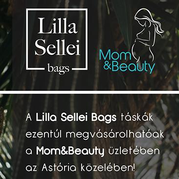 Mostantól offline is elérhetőek a Lilla Sellei Bags táskák!