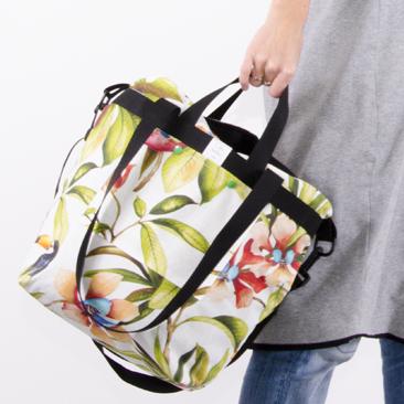 Bemutatkozik az új, Lilla Sellei Bags variálható válltáska!