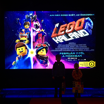 Mozizzatok! – Lego Kaland2