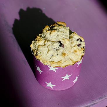 Kókuszos muffin mindenmentes módra