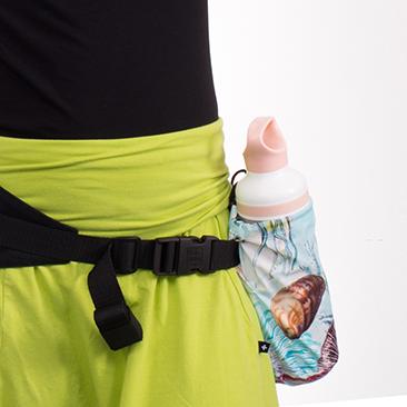 Kulacstartó készült a Lilla Sellei Bags övtáskához