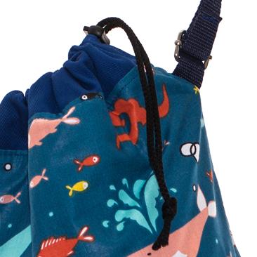 Így készíts horgászbot tartó táskát karácsonyra!
