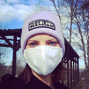 DIY maszk – videó és letölthető szabásminta