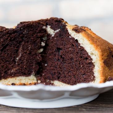 Kakaós torta a családi receptgyűjteményből